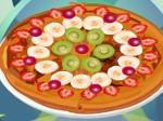 Jugar gratis a Deliciosa pizza de fruta