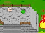 Jugar gratis a Super Dramatic Flash Mini-Golf RPG