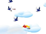 Jugar gratis a Pat the Parrot: Jump to new heights