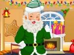 Jugar gratis a Vestir a Papá Noel