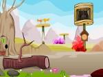 Jugar gratis a La huida del pavo