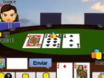 Jugar gratis a Mugalon Poker Winter Edition