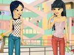 Jugar gratis a Hermanas de compras