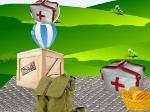 Suministros para paracaidistas