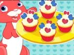 Jugar gratis a Cute Heart Cupcakes