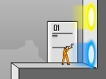 Jugar gratis a Portal - The Flash Version