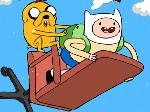 Jugar gratis a Hora de aventuras: Finn Up!