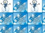 Jugar gratis a Snowman Memory
