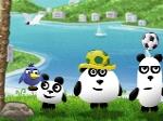 Jugar gratis a 3 pandas en Brasil
