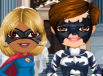 Jugar gratis a Boda de superhéroes