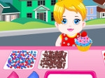 Jugar gratis a Bar de cupcakes para niños