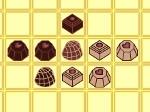 Solitario de chocolate