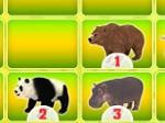 Jugar gratis a Animal Puzzle Mania