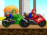 Jugar gratis a Mario Racing Star