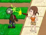 Chicas guapas contra zombis