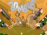 Jugar gratis a Zombie vs Pinball