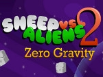 Jugar gratis a Sheep vs Aliens 2: Zero Gravity