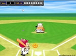 Baseball Shoot Animated