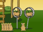 Jugar gratis a Flight of the Hamsters