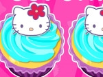 Cupcakes de Hello Kitty
