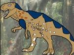 Jugar gratis a Colorea dinosaurios