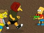 Jugar gratis a Guerra de agua de Los Simpson