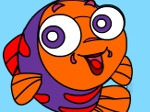 Jugar gratis a Happy Fish Coloring
