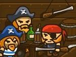 Jugar gratis a Piratas vs Muertos Vivientes