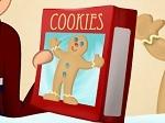 Jugar gratis a Cocinar galletas de jengibre
