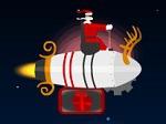 Jugar gratis a Santa's Rocket