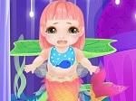 Jugar gratis a Sirenita bebé