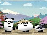 Jugar gratis a 3 pandas en Japón