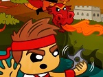 Jugar gratis a Ninja Defense