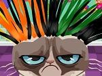 Jugar gratis a Peina a Grumpy Cat
