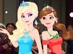 Jugar gratis a Frozen: Baile de Graduación