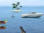 Jugar gratis a Speedboat Shooting