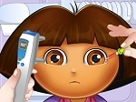 Jugar gratis a Dora en el oculista