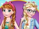 Jugar gratis a Modern Frozen Sisters