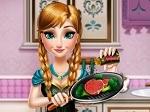 Jugar gratis a Frozen: Anna en la cocina
