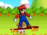 Jugar gratis a Mario Skate