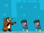 Jugar gratis a Zombies vs Penguins 3