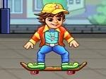 Jugar gratis a Crazy Skater