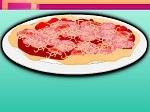 Jugar gratis a Cómo hacer pizza de salami