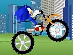 Jugar gratis a Sonic Bike