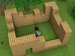 Jugar gratis a Minecraft Tower Defense