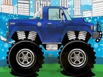 Jugar gratis a Monster Truck Wash And Repair