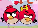 Jugar gratis a Angry Bird Busca Esposa