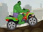 Jugar gratis a Hulk ATV 2