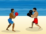 Jugar gratis a Beach Fighting