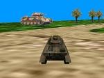Jugar gratis a 3D Army Tank Racing
